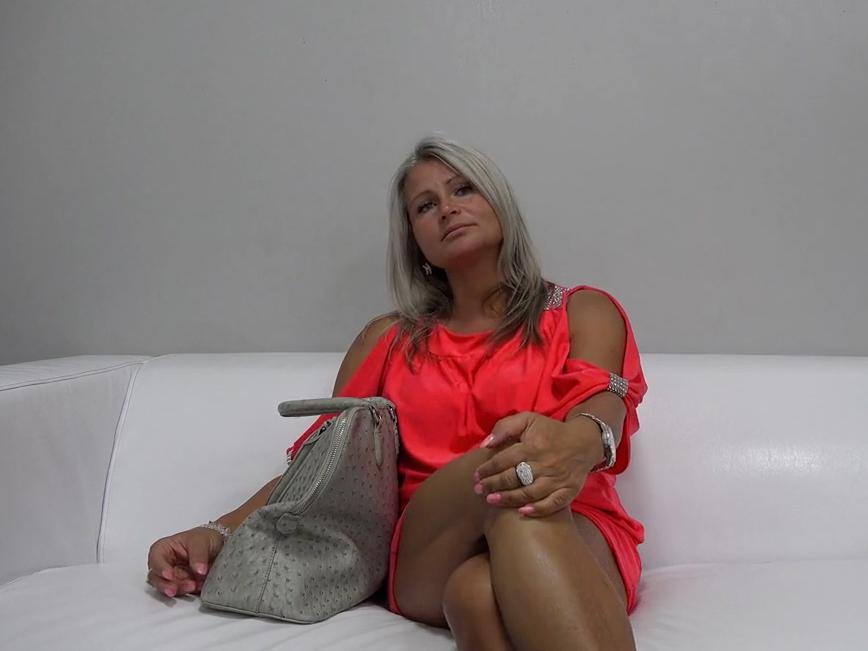 Порно кастинг на вулиц