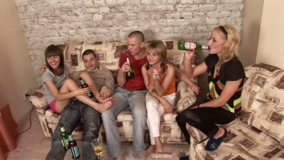 День студента видео порно русское