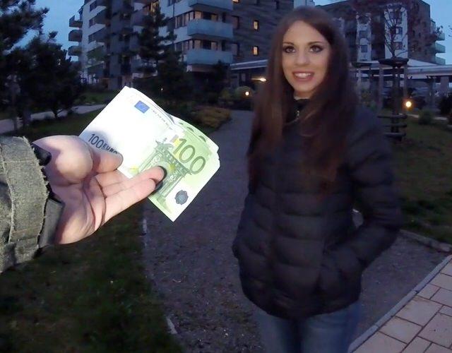 Русский секс за денги на улица