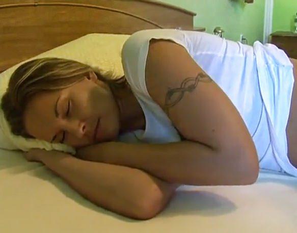Секс спящих мам