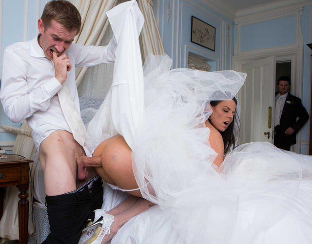 Порно с сюжетом свадьба невеста, видео секс игры свингеров