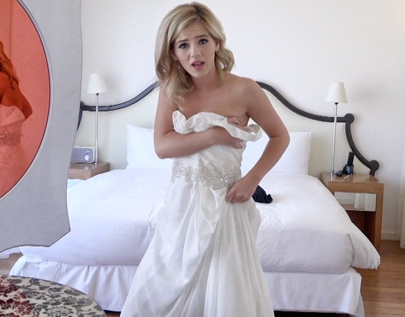 Русская свадебная порнография