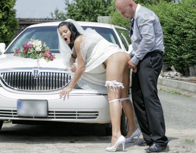 Секса с невестами