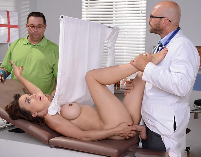 Сперме прием у врача большие сиськи