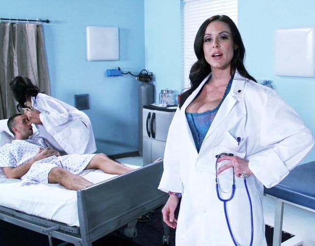 Трах врачами пациентов кино