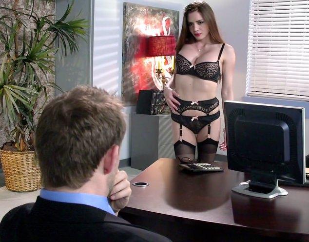 Смотреть порно онлайн секретарша и босс