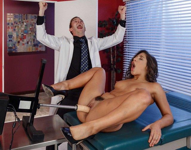 Оргазм онлайн женский доктор