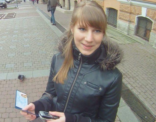 Русское порно развел на секс пикап