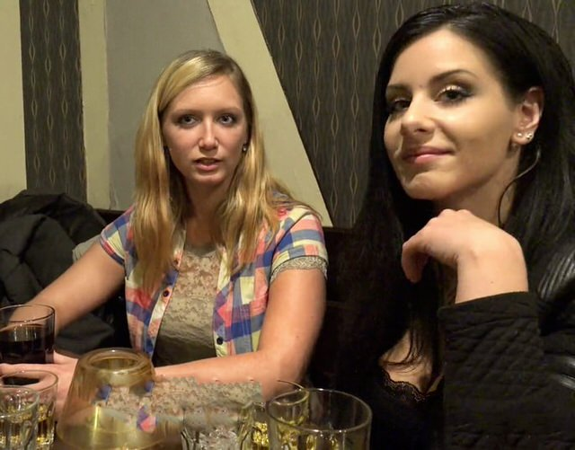 Порно чешской брюнетки