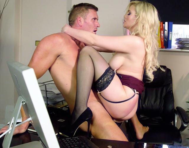 Порно секс работе