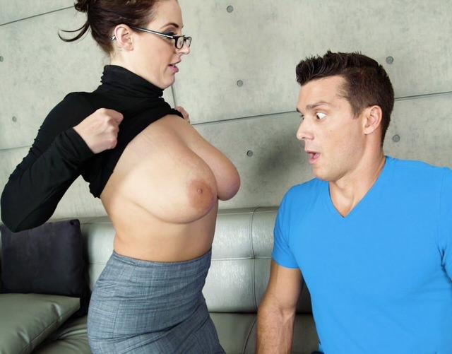 Пизды порно трахнул директрису