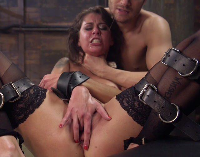 Порно ролики жестко в кабинете