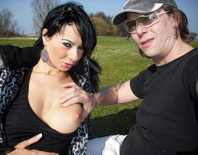 Порно муж анал