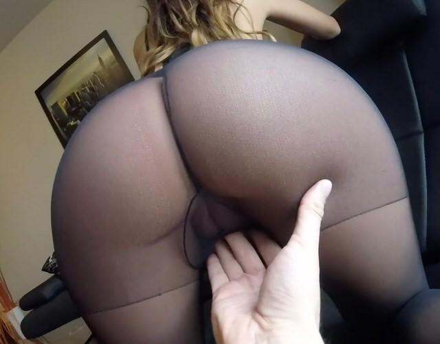 смотреть порно секс в колготках