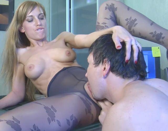Секс В Колготках Кончают